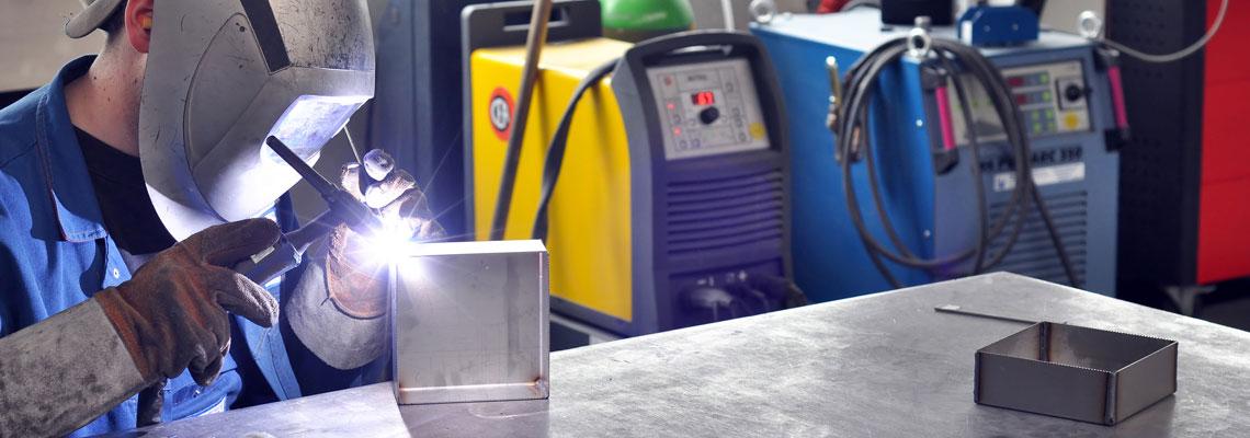 Arbeitsschutz im Maschinenbau