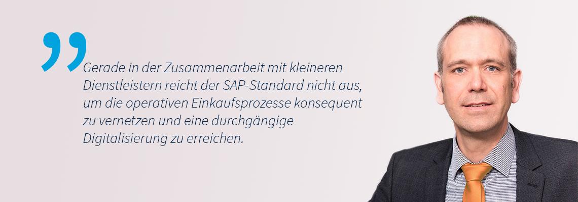 Mike Rübsamen - Dienstleistungsbeschaffung