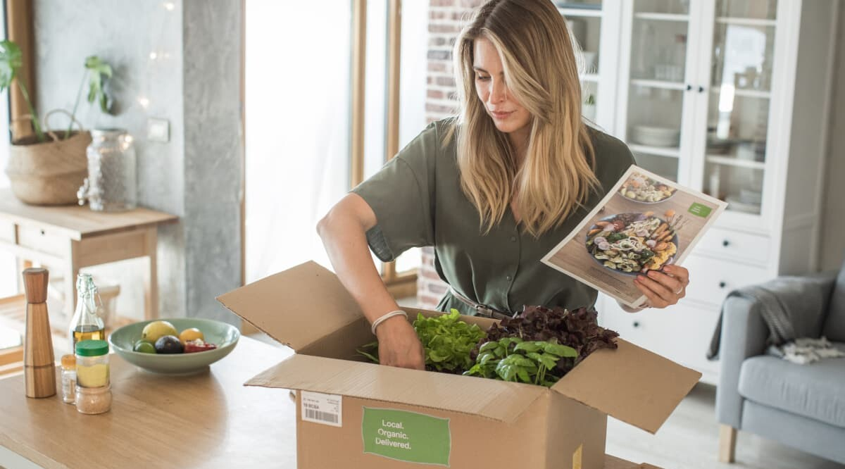 Online-Handel mit Lebensmitteln: Boom dank Corona