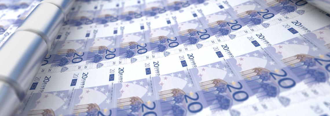 Fälschungssichere Geldscheine