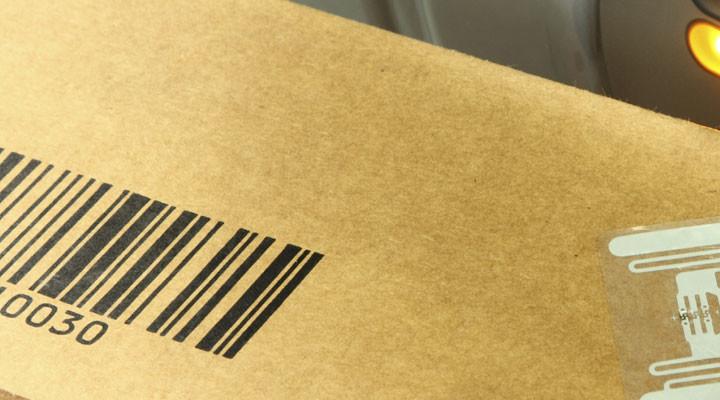 RFID-Chip Verpackung