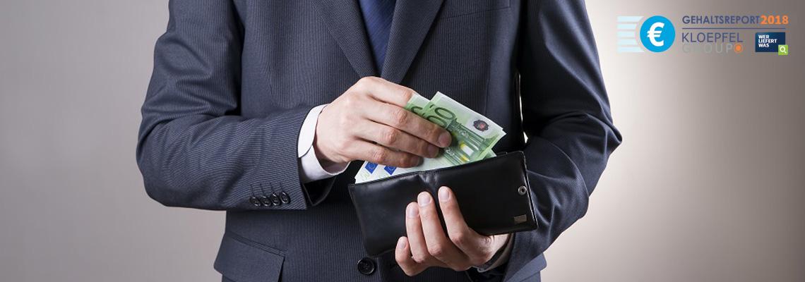 Einkäufer-Gehaltsreport 2018