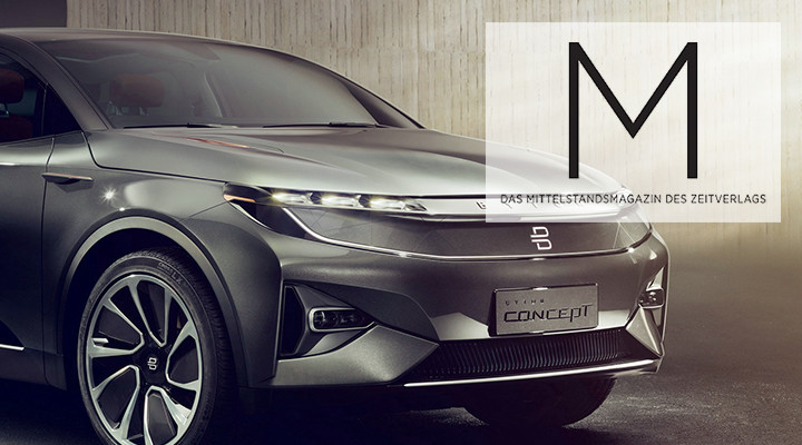 Die nächste Generation der Elektro-Autos