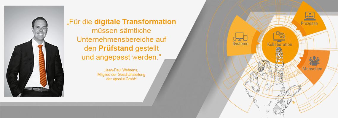Cloud-Transformation mit SAP