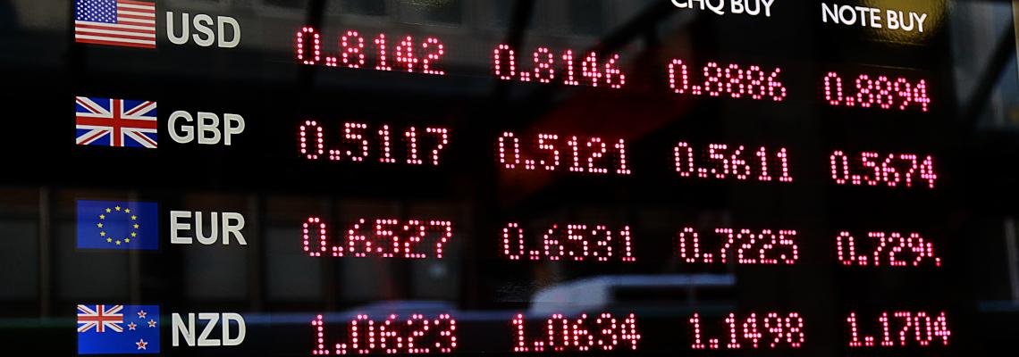 Fremdwährungsrisiko im  Einkauf
