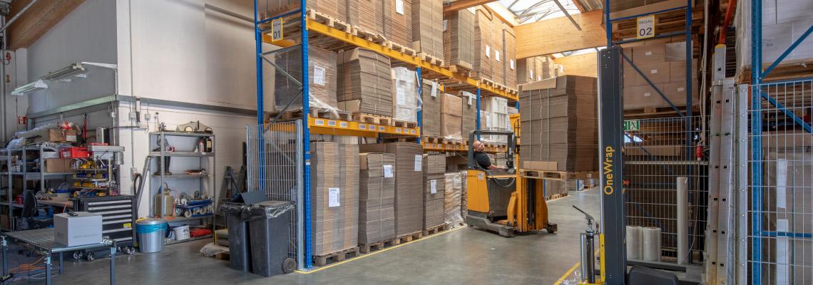 Verpackungsprozesse effizient gestalten