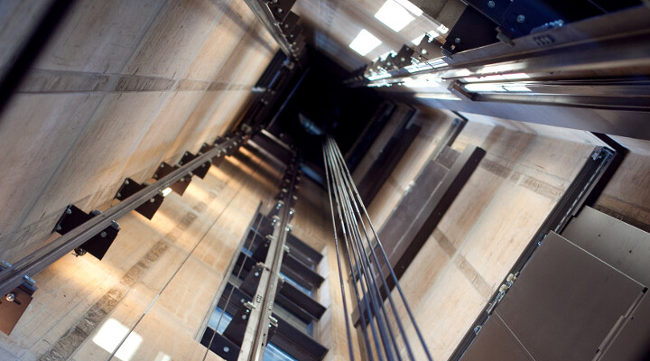 Aufzugsanlagen