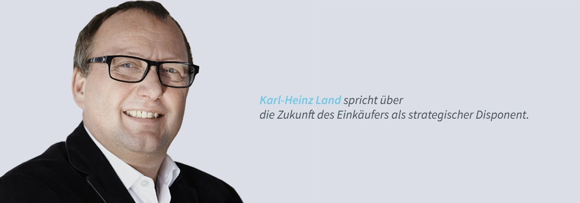 Karl-Heinz Land - Digitales Procurement