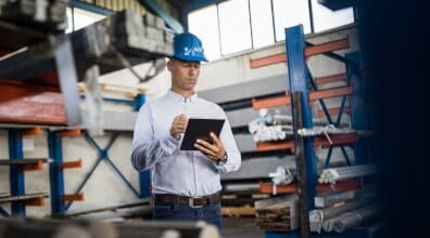 Metallbauer sucht Lieferanten über wlw Connect