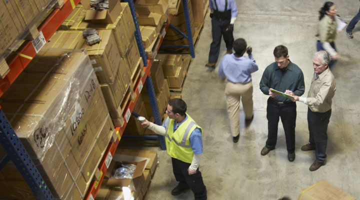 Intralogistik: Herzstück des Supply-Chain-Managements