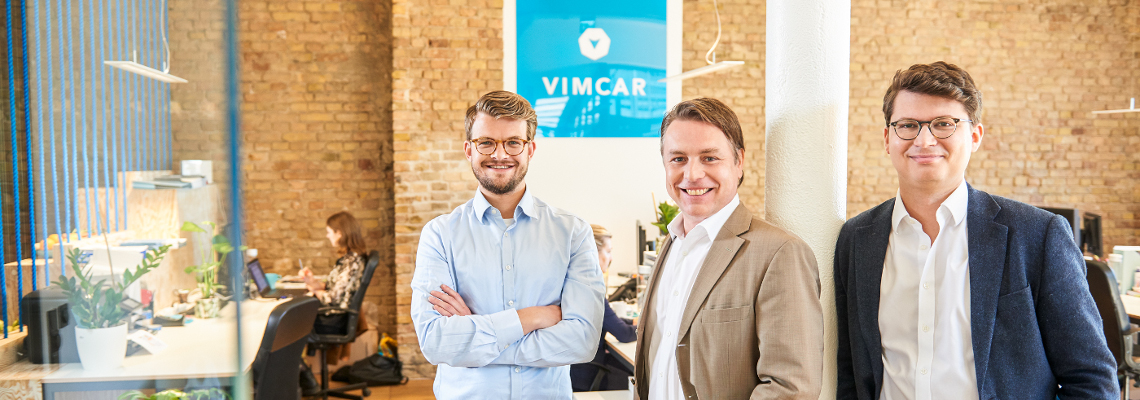 Vimcar Flottenmanagement-Software
