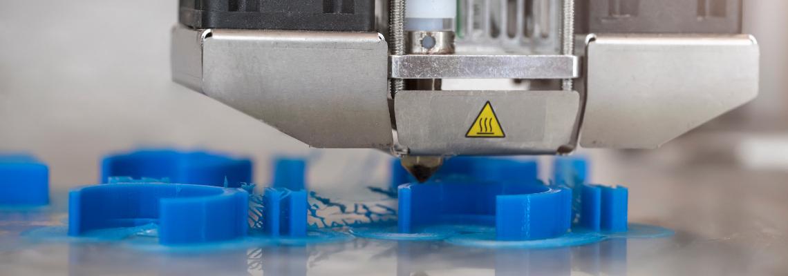 Sparpotenzial mit 3D-Druckern