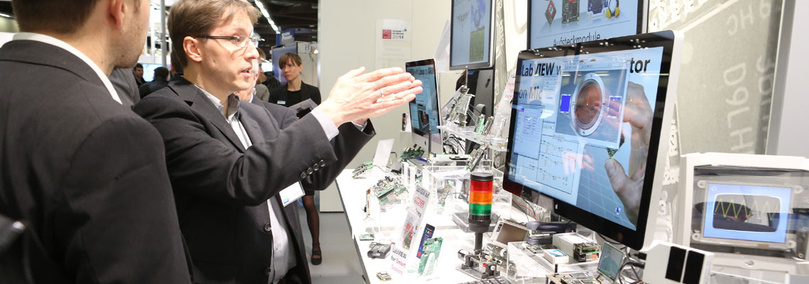 embedded world Messe