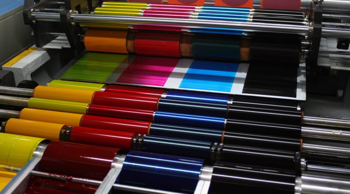 Druckerfarben