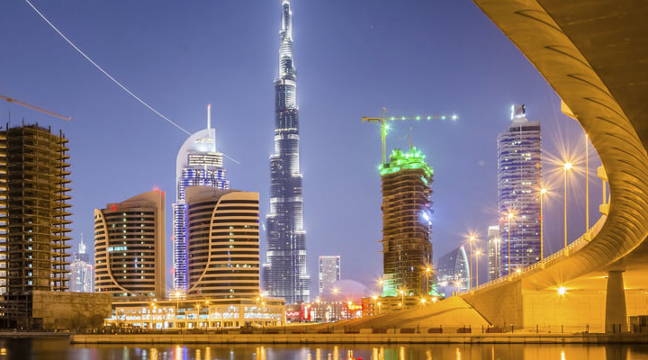 Die größten Bauprojekte der Welt