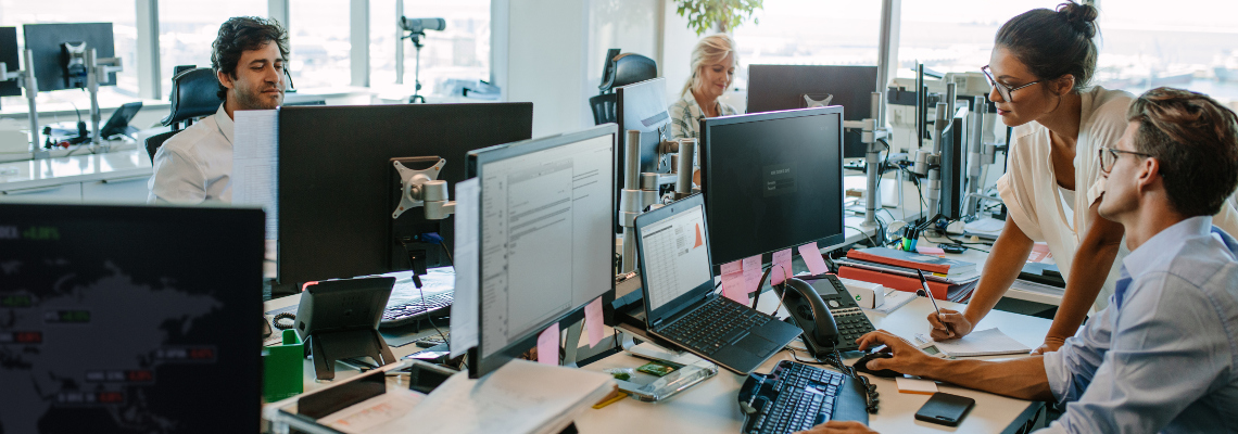 Neue Studie: Digitale Beschaffungsnetzwerke sind wichtig