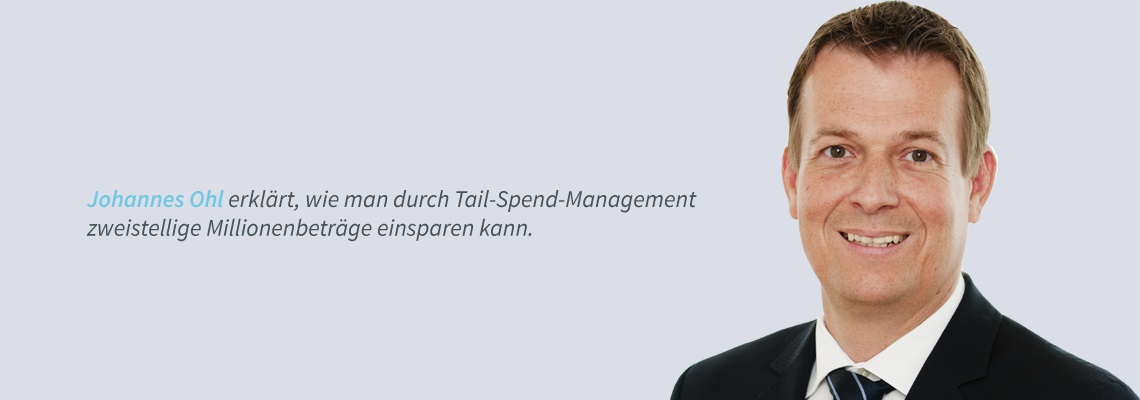 Johannes Ohl - Tail-Spend-Management